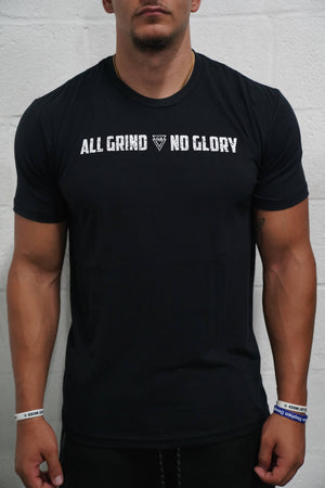 """Grind Is All I Know"" Tee (Black) - The Lost Breed"