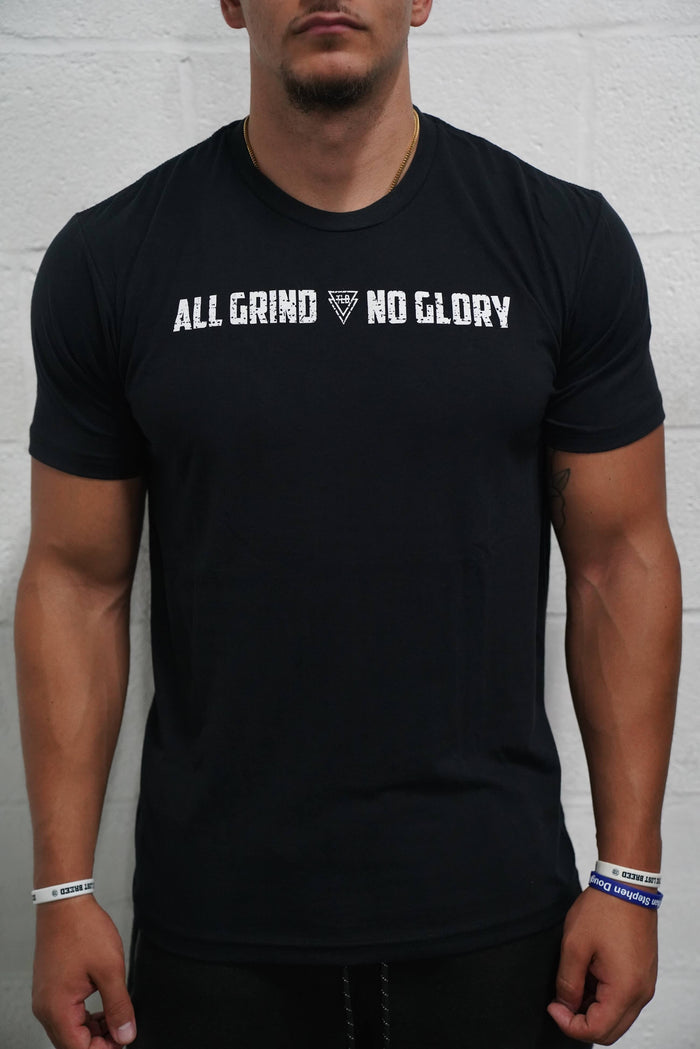 """Grind Is All I Know"" Tee (Black)"