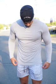 TLB Performance Long Sleeve (Grey)