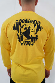 World Takeover Long Sleeve (Yellow)