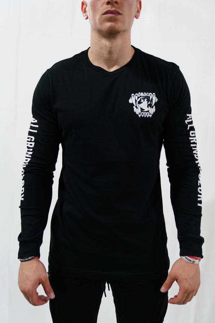 World Takeover Long Sleeve (Black)