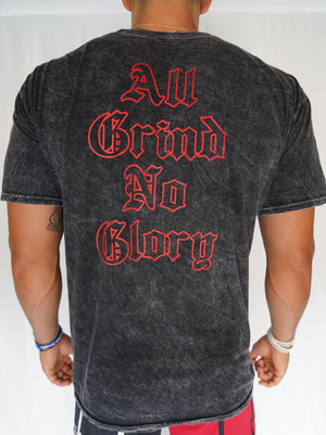 All Grind No Glory Tee (Black)