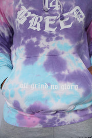 TLB Tie Dye Hoodie (Cotton Candy)