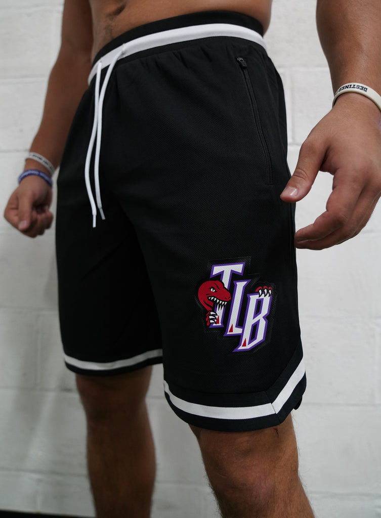 """Raptor"" Shorts (Black) - The Lost Breed"