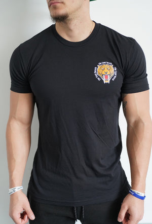 Tiger Stamp Tee (Black)