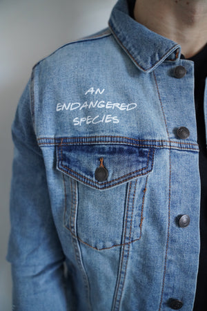 TLB World Custom Jean Jacket