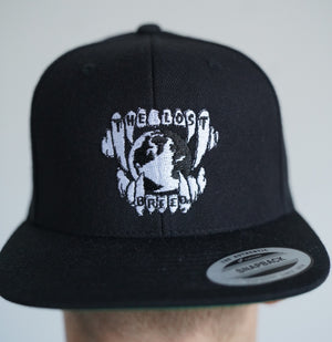 """World Takeover"" SnapBack (Black)"