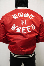 TLB Bomber Jacket (Red)