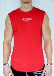 Destined For Greatness Cutoff (Red)
