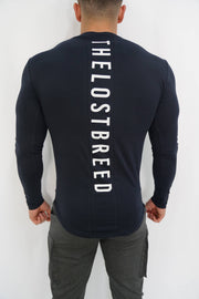Endangered Species Long Sleeve (Midnight Navy)