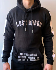 Endangered Species Hoodie (Black)