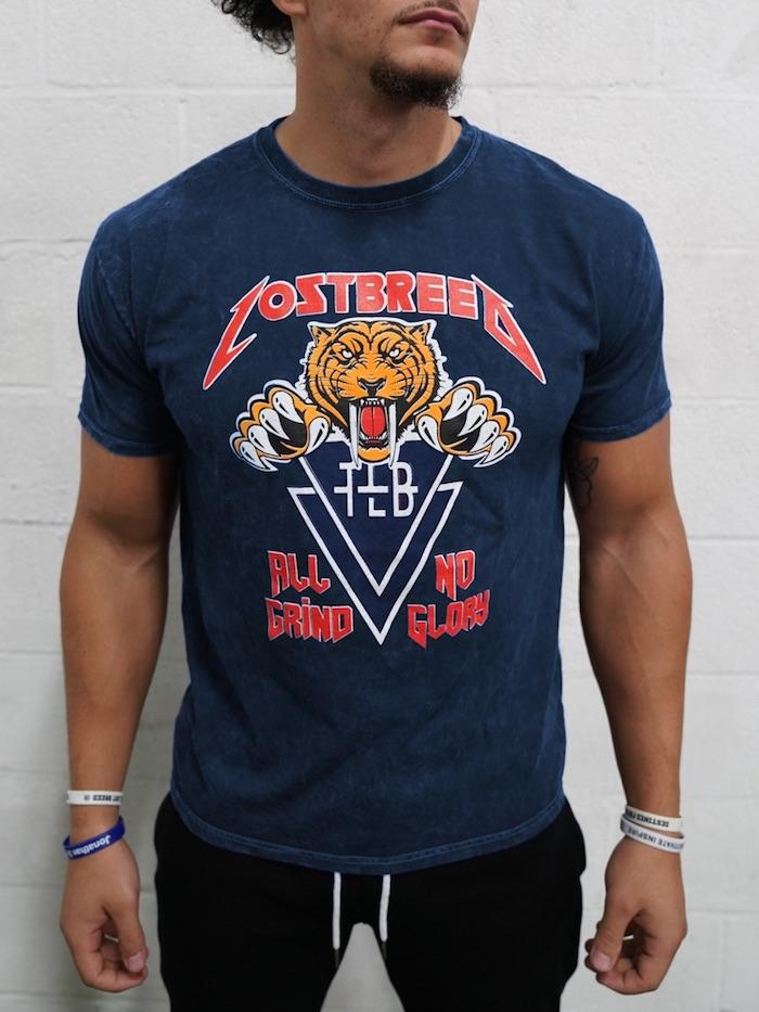 TLB World Tour Tee (Navy)*
