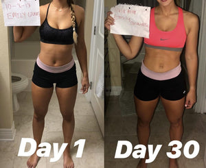 30 Day SUMMER SHRED Challenge!