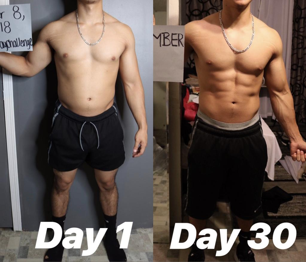 30 Day Shred Challenge Vol 2 The Lost Breed