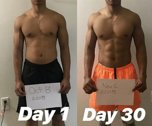 30 Day SUMMER SHRED