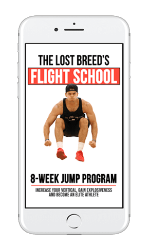 Flight School 8-Week Jump Program - The Lost Breed