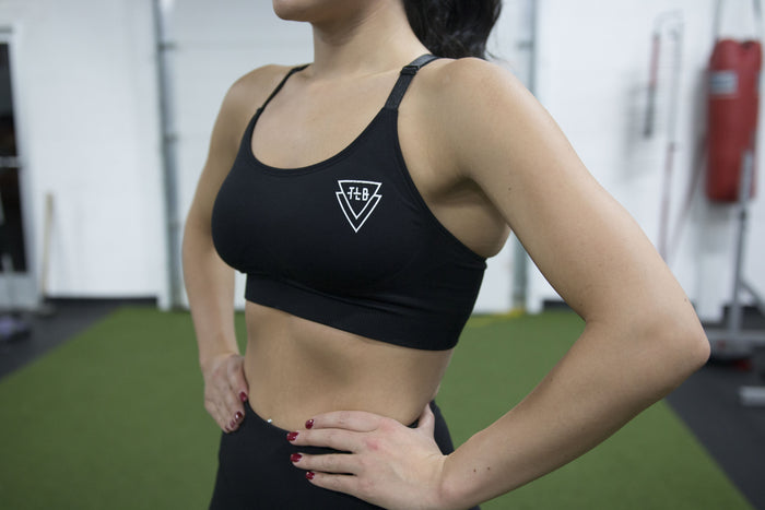 TLB Performance Bra (Black)