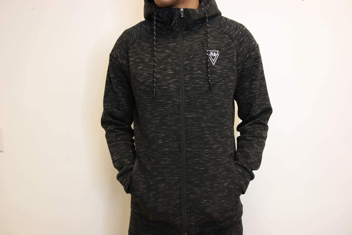 TLB Tech Zip-Up (Black)