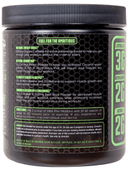 All Natural Pre-Workout - Black Cherry