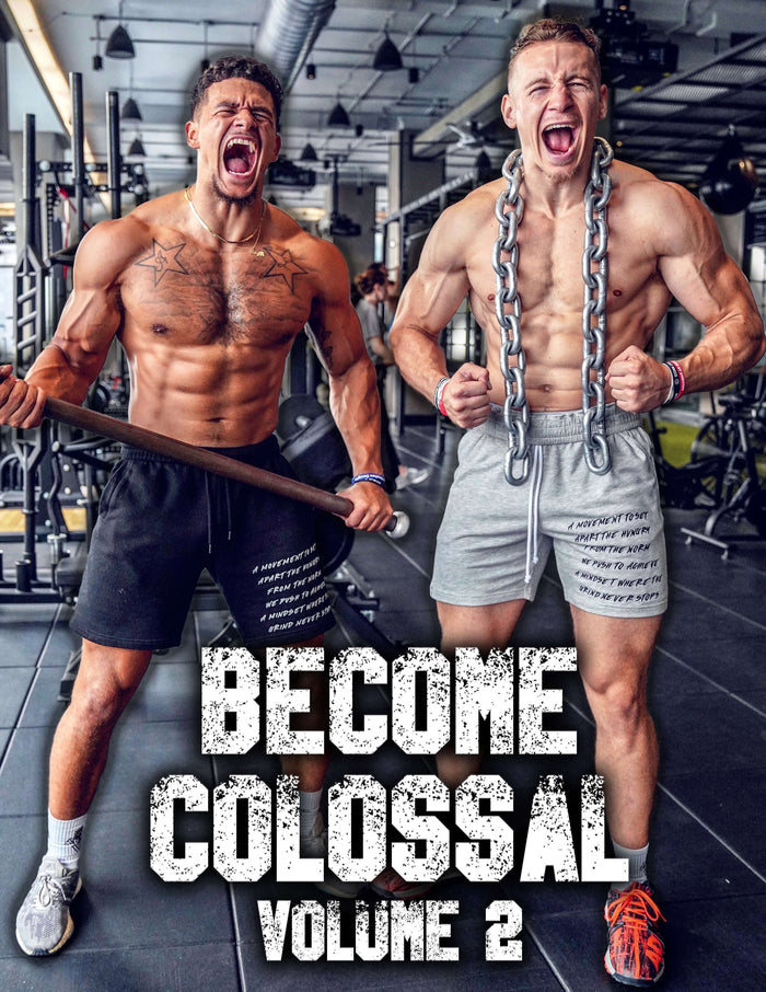 Become Colossal Vol. 2   (12-Week BUNDLE)