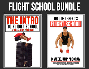 Flight School Bundle (3 Programs In 1) - The Lost Breed