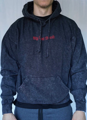All Grind No Glory Hoodie (Black)