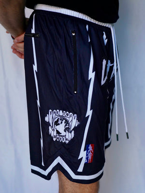 TLB Retro Shorts (Black)