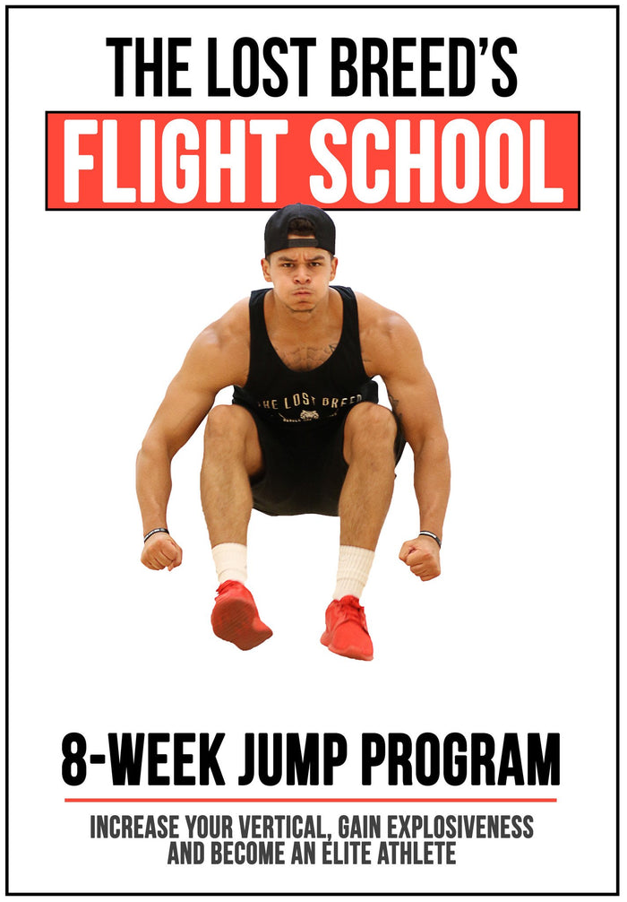 Flight School 8-Week Jump Program