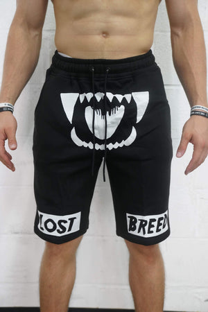 Killer Instinct Shorts (Black) - The Lost Breed