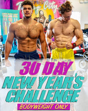30 Day New Year's Challenge