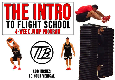 THE INTRO to Flight School 4-Week Jump Program - The Lost Breed
