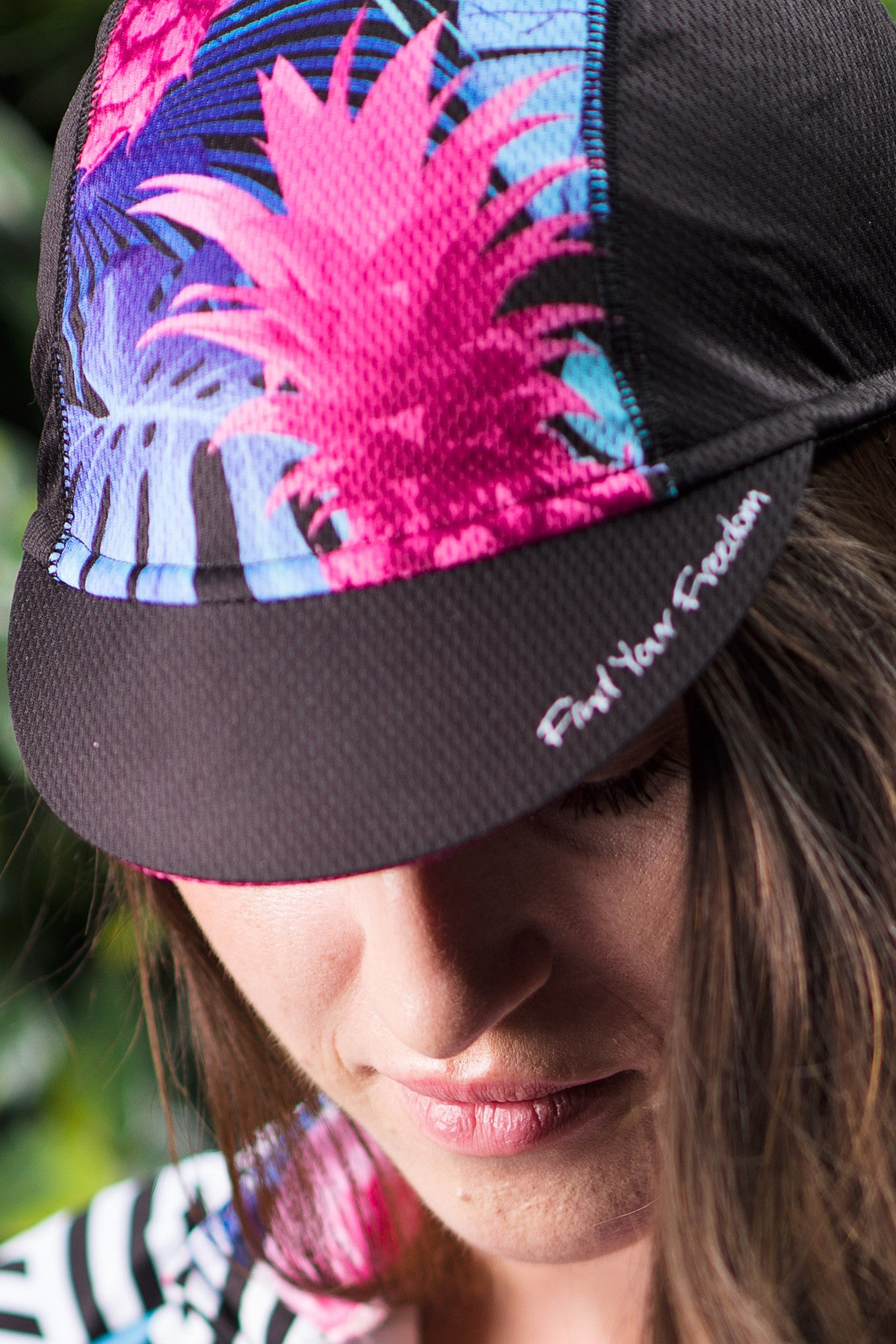 Blue Hawaii Cap