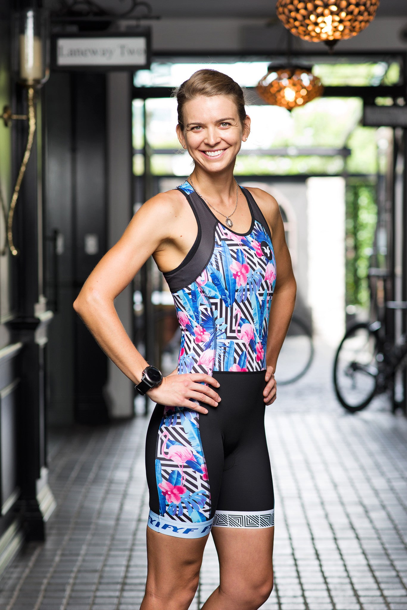 Flamingo Camouflage Tri-Kit (Womens)