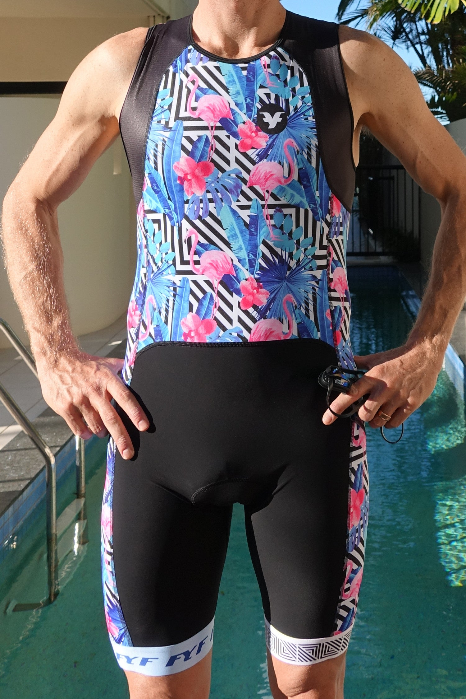 Flamingo Camouflage Tri-Kit (Mens)