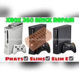 Send in | RGH/JTAG Bricked Repair \ Updating Service | Xbox 360 - Sharky's Customs LLC