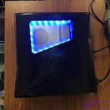 Custom XCM Slim Trinity RGH2, 320GB HDD Online Ready. - Sharky's Customs LLC