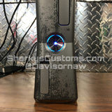 Custom Limited Edition MW3 Xbox 360 Slim RGH2. (LED's of Your Choice) - Sharky's Customs LLC