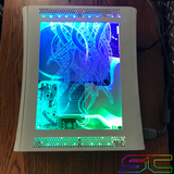 "Custom Jasper RGH1.2 ""Tentacles"" Plexiglass Engraved W/Remote Addressable LED's! - Sharky's Customs LLC"