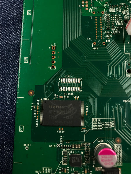 4GB Nand Replacement