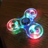 RGB Color Changing Fidget Spinner (Focus/Concentrating) - Sharky's Customs LLC