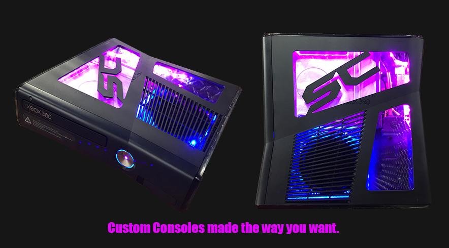 1 RGH/JTAG Shop in the USA! - Modded Xbox 360's – Sharky's Customs LLC