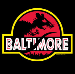 Jurassic Baltimore Shirt