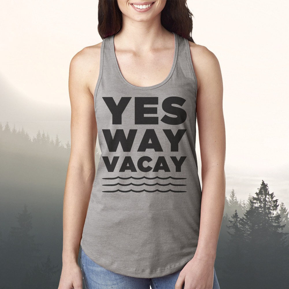 Yes Way Vacay Tank Top