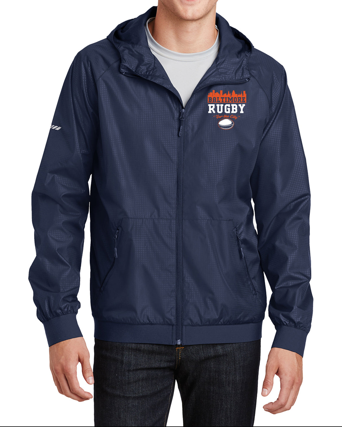 Baltimore Rugby Adult Jacket