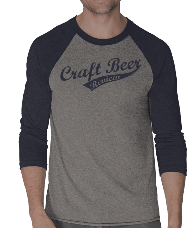 Craft Beer Review Baseball Style Shirt