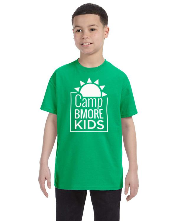 Camp Bmore Kids T-Shirts