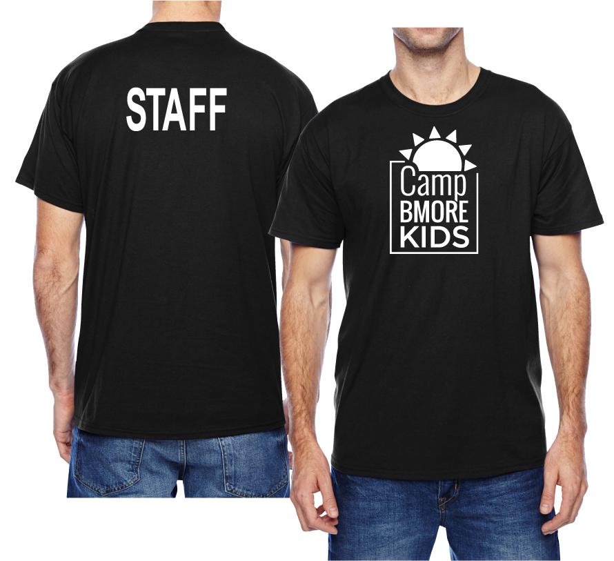 Men's Camp Bmore Staff Shirt