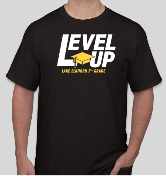 Level Up - Howard County School T-Shirts