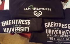 I Am Greatness Samples