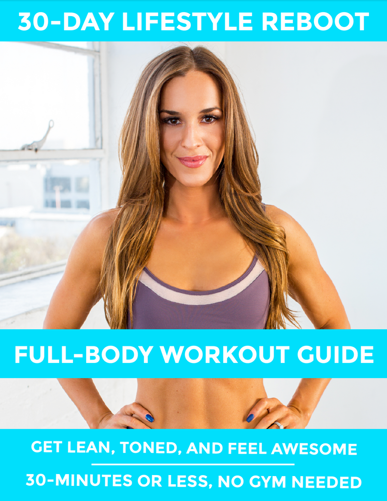 30-Day Lifestyle Reboot Workout Guide